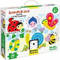 SUUUPER Sized Little Creatures Puzzle
