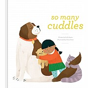 So Many Cuddles Hardcover Book