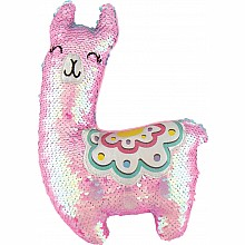 Fashion Angels Magic Sequin Plush Llama