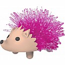 Crystal Hedgehog Pink