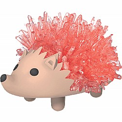 Crystal Hedgehog Red