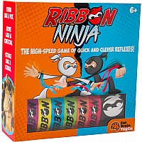Fat Brain Ribbon Ninja Game