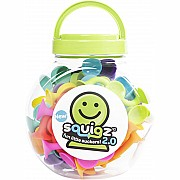 Squigz 2.0 - 36 Piece Set