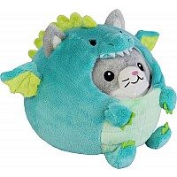 Undercover Squishables - Kitty in Dragon