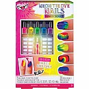 Neon Tie Dye Nails Mani Design Kit