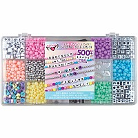 Tell Your Story! Pastel Rainbow Bead Set