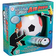 Ultra Glow Air Power Soccer Disk