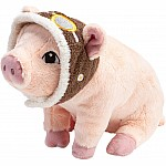 Maybe Flying Pig Plush