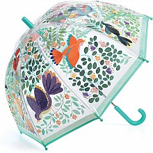 Flowers & Birds Children's Umbrella