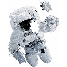 Astronaut Shaped Giant Floor Puzzle - 36 pcs