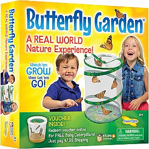 Butterfly Garden (with voucher)