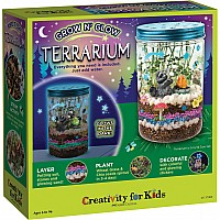 Creativity Grow N' Glow Terrarium