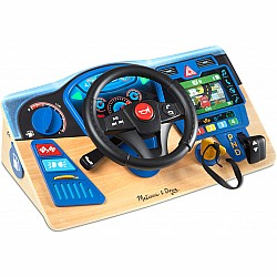 Melissa & Doug Vroom & Zoom Interactive Dashboard