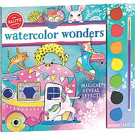 Klutz Watercolor Wonders