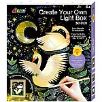 Create Your Own Scratch Art Light Box