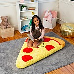 Pizza Slice Inflatable Floor Floatie
