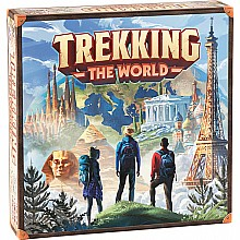 Trekking The World Board Game