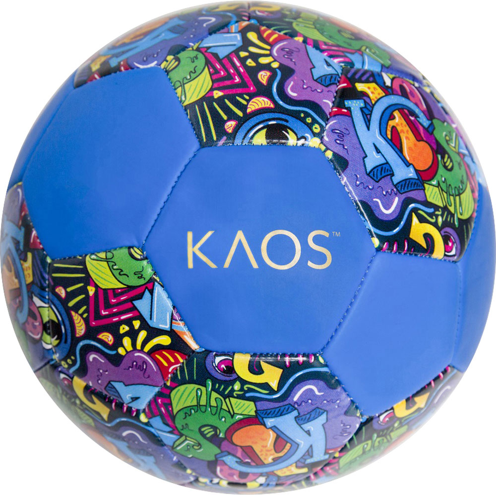 Color Bomb Soccer Ball (Size 5)