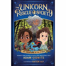 The Unicorn Rescue Society - The Creature of the Pines