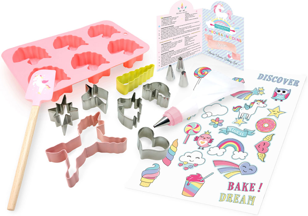 Ultimate Unicorn Baking Set