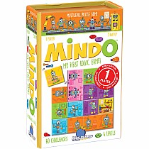 Mindo Logic Game - Robot