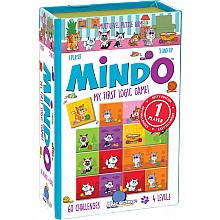 Blue Orange Mindo Logic Game - Kitten