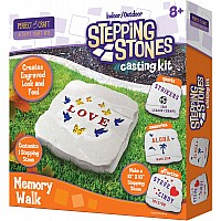 Stepping Stones Casting Kit Memory Lane