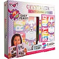 Fashion Angels Crystalize It! Activity Journal & Pen Kit