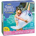 Bobbin' Buddies - Narwhal-I-Cone Inflatable Floatie