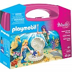 Playmobil Princess Magical Mermaids Carry Case