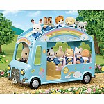Calico Critter Sunshine Nursery Bus