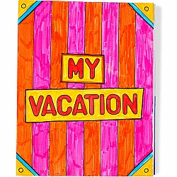 On-the-Go Vacation Journal