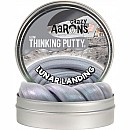 Crazy Aaron's Glow Thinking Putty Lunar Landing - Limited Edition