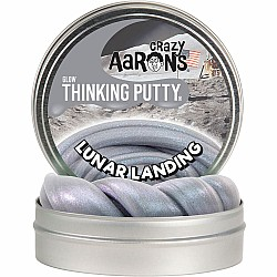 Crazy Aaron's Thinking Putty Glow - Lunar Landing