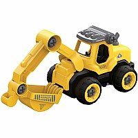 Power Driver Builders Excavator