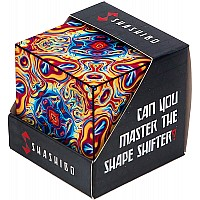 Shashibo - The Shape Shifting Box - Spaced Out