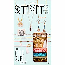 STMT D.I.Y. Chic Shell Jewelry
