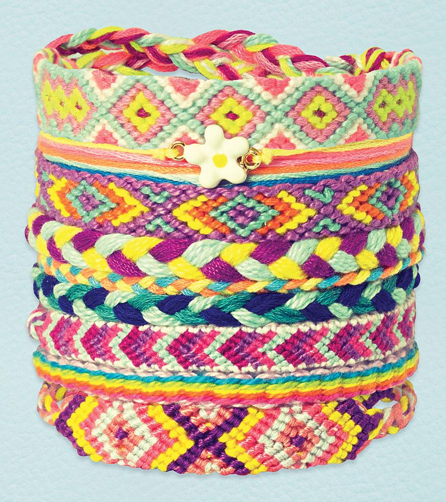 Stmt D I Y Friendship Bracelets The