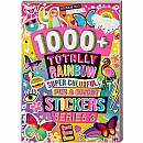 1000+ Totally Rainbow Super Colorful Fun & Bright Stickers Series 3