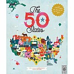 The 50 States Book