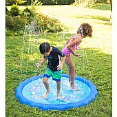 Fountain Splash Pad Sprinkler
