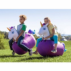 Hop 'N Go! Unicorns, Set of 2