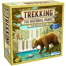 Trekking The National Parks Board Game