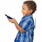 Retevis RT388 2 pcs Kids Walkie Talkies with Flashlight - Dark Blue