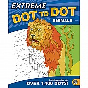 Extreme Dot to Dot Animals