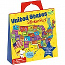 United States Sticker Tote