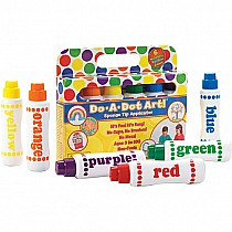 Do a Dot Rainbow Markers 6 Pack