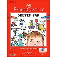 Sketch Pad by Faber-Castell