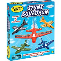 Stunt Squadron by Creativity For Kids