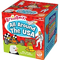 BrainBox: All Around the USA